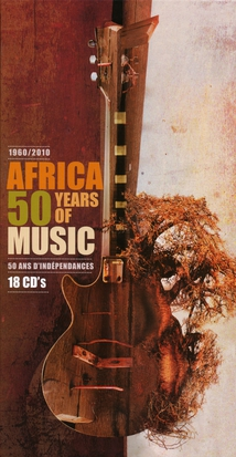 AFRICA - 50 YEARS OF MUSIC (1960-2010)