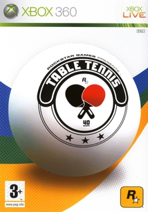 TABLE TENNIS - XBOX360