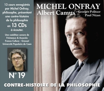 CONTRE-HISTOIRE DE LA PHILOSOPHIE N°19 CAMUS-POLITZER-NIZAN