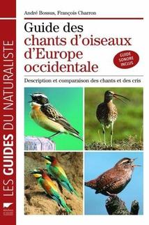 GUIDE DES CHANTS D'OISEAUX D'EUROPE OCCIDENTALE