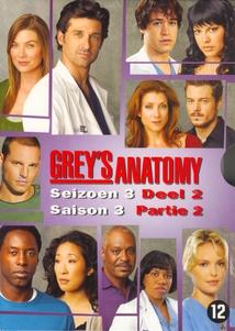 GREY'S ANATOMY - 3/3