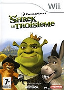 SHREK LE TROISIEME - Wii