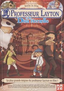 LE PROFESSEUR LAYTON ET LA DIVA DE L'ETERNELLE