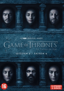 GAME OF THRONES - 6/1