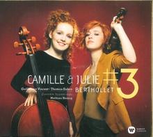 CAMILLE & JULIE BERTHOLLET - #3