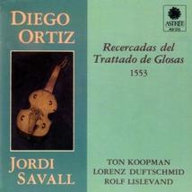 RECERCADAS DEL TRATTADO DE GLOSAS 1553