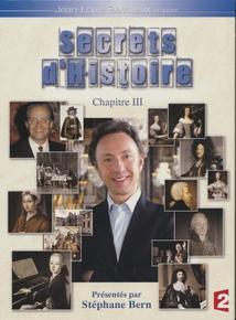 SECRETS D'HISTOIRE - CHAPITRE III - COFFRET 5 DVD