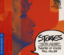 STORIES (BERIO/ BERBERIAN/ CAGE/ MARSH/ MCLOW/ FRANK)