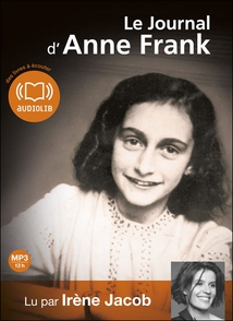 LE JOURNAL D'ANNE FRANK (CD-MP3)