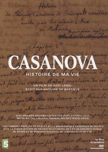CASANOVA - HISTOIRE DE MA VIE