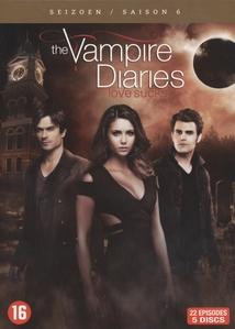 VAMPIRE DIARIES - 6/1