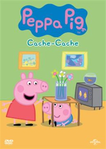 PEPPA PIG - CACHE-CACHE