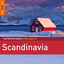ROUGH GUIDE TO THE MUSIC OF SCANDINAVIA (+CD BY KARDEMIMMIT)