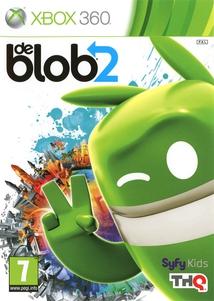 DE BLOB 2 - XBOX360