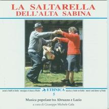 ETHNICA 5: LA SALTARELLA DELL'ALTA SABINA