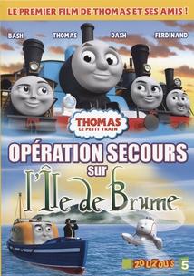 THOMAS LE PETIT TRAIN : OPÉRATION SECOURS SUR L'ÎLE DE BRUME