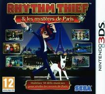 RHYTHM THIEF & LES MYSTERES DE PARIS