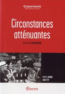 CIRCONSTANCES ATTENUANTES