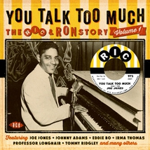 YOU TALK TOO MUCH (THE RIC & RON STORY) - VOLUME 1