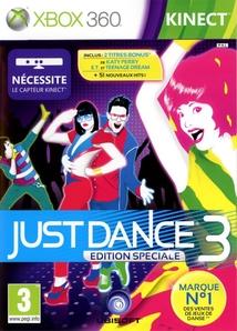 JUST DANCE 3 - XBOX360
