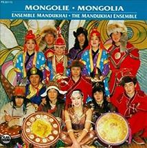 MONGOLIE: ENSEMBLE MANDUKHAI