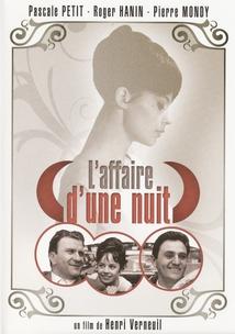 L'AFFAIRE D'UNE NUIT