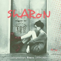 SHARON SIGNS TO CHERRY RED (INDEPENDENT WOMEN 1979-1985)