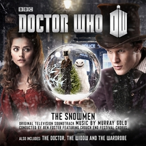 DOCTOR WHO: SNOWMEN & THE DOCTOR,THE WIDOW AND THE WARDROBE
