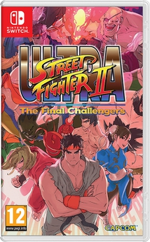 ULTRA STREET FIGHTER 2 - SWITCH