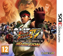 STREET FIGHTER IV - 3DS