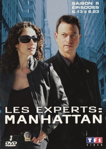 LES EXPERTS: MANHATTAN - 6/2