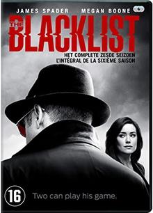 THE BLACKLIST - 6