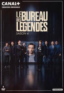 LE BUREAU DES LÉGENDES - 4