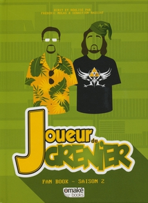 JOUEUR DU GRENIER - FAN BOOK SAISON 2