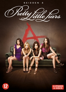 PRETTY LITTLE LIARS - 3/2