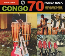 AFRICAN PEARLS: CONGO 70. RUMBA ROCK