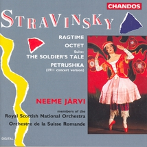 RAGTIME / OCTET / THE SOLDIER'S TALE / PETRUSHKA