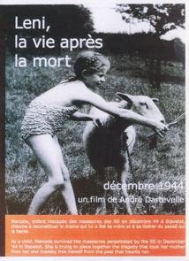 LENI, LA VIE APRÈS LA MORT - DÉCEMBRE 1944