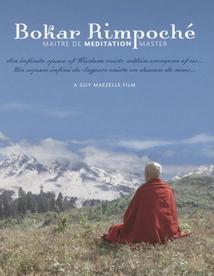 BOKAR RIMPOCHÉ, MAÎTRE DE MÉDITATION - Blu-Ray