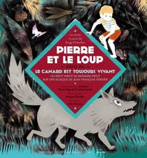 PIERRE ET LE LOUP (+ LE CANARD EST TOUJOURS VIVANT)