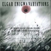 ENIGMA VARIATIONS / IN THE SOUTH / LE DRAPEAU BELGE ...