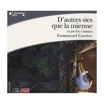 D'AUTRES VIES QUE LA MIENNE (CD-MP3)