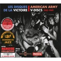 AMERICAN ARMY V-DISCS 1943-1949