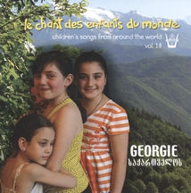 GÉORGIE (LE CHANT DES ENFANTS DU MONDE - VOLUME 18)
