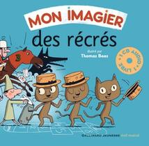 MON IMAGIER DES RÉCRÉS
