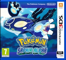 POKEMON SAPHIR ALPHA