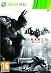 BATMAN ARKHAM CITY - XBOX360