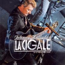 JOHNNY HALLYDAY À LA CIGALE (CD+DVD)