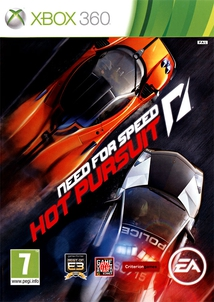NEED FOR SPEED - HOT PURSUIT - XBOX360
