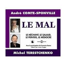 LE MAL: LE MÉCHANT, LE SALAUD, LE PERVERS, LE MÉDIOCRE